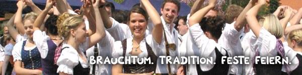 Burschenverein Degerndorf - Brauchtum. Tradtition. Feste feiern. - in der Gemeinde M�nsing